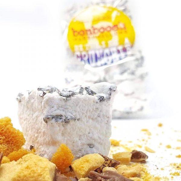 Product shot of a bonboosh marshmallow